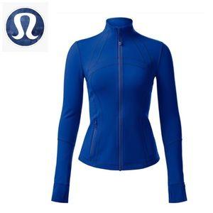LULULEMON   Define Jacket In Harbor Blue Size 4